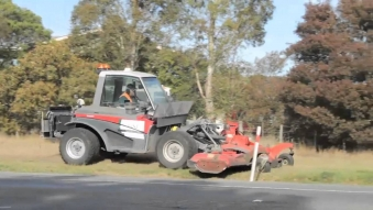 Embedded thumbnail for Ground Services Limited - Mowing