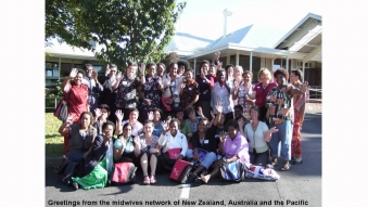 Embedded thumbnail for New Zealand College of Midwives