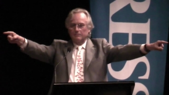 Embedded thumbnail for Richard Dawkins - The Greatest Show On Earth lecture - Part 5