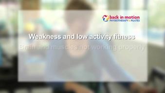 Embedded thumbnail for Back in Motion - Neurological Rehabilitation