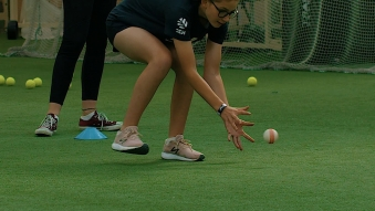 Embedded thumbnail for Short Catching Underarm Throwing